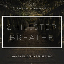 Load image into Gallery viewer, Chillstep Breathe - Sonic Sound Supply - drum kits, construction kits, vst, loops and samples, free producer kits, producer sounds, make beats