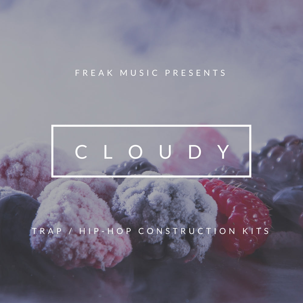 Cloudy - Sonic Sound Supply - drum kits, construction kits, vst, loops and samples, free producer kits, producer sounds, make beats