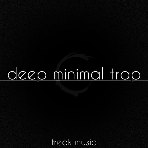 Deep Minimal Trap - Sonic Sound Supply - drum kits, construction kits, vst, loops and samples, free producer kits, producer sounds, make beats