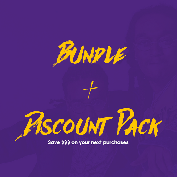 BUNDLE + DISCOUNT