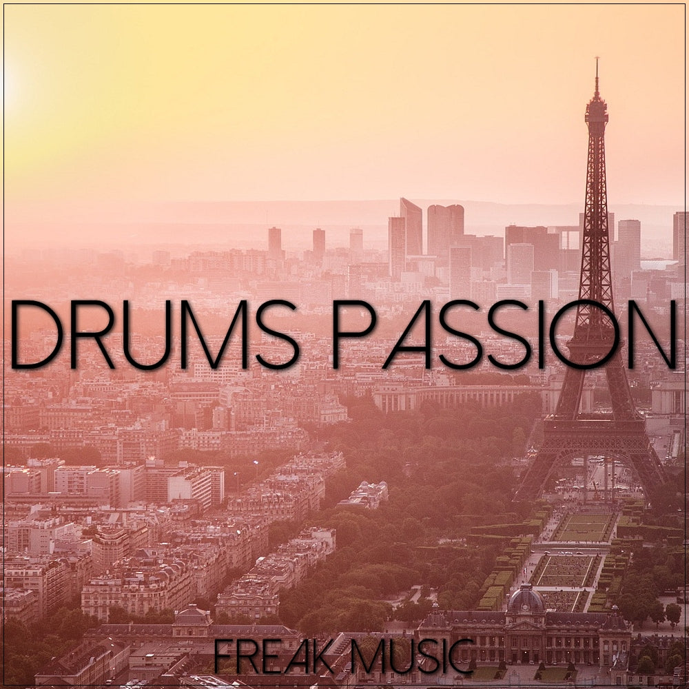 Drums Passion - Sonic Sound Supply - drum kits, construction kits, vst, loops and samples, free producer kits, producer sounds, make beats