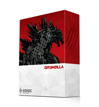 Load image into Gallery viewer, Drumzilla - Sonic Sound Supply - drum kits, construction kits, vst, loops and samples, free producer kits, producer sounds, make beats