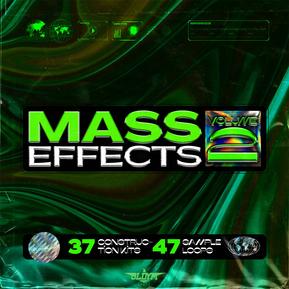 Mass Effects Vol 2 (37 Kits + 47 Sample Loops + 2 Drum Kits)