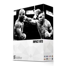 Load image into Gallery viewer, Impact Hits - Sonic Sound Supply - drum kits, construction kits, vst, loops and samples, free producer kits, producer sounds, make beats