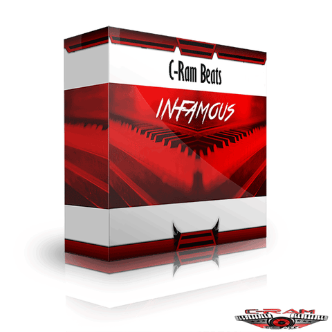 Infamous - Sonic Sound Supply - drum kits, construction kits, vst, loops and samples, free producer kits, producer sounds, make beats