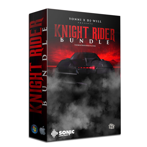 Knight Rider - Sonic Sound Supply - drum kits, construction kits, vst, loops and samples, free producer kits, producer sounds, make beats