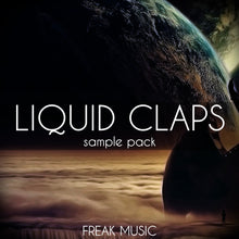 Load image into Gallery viewer, Liquid Claps - Sonic Sound Supply - drum kits, construction kits, vst, loops and samples, free producer kits, producer sounds, make beats