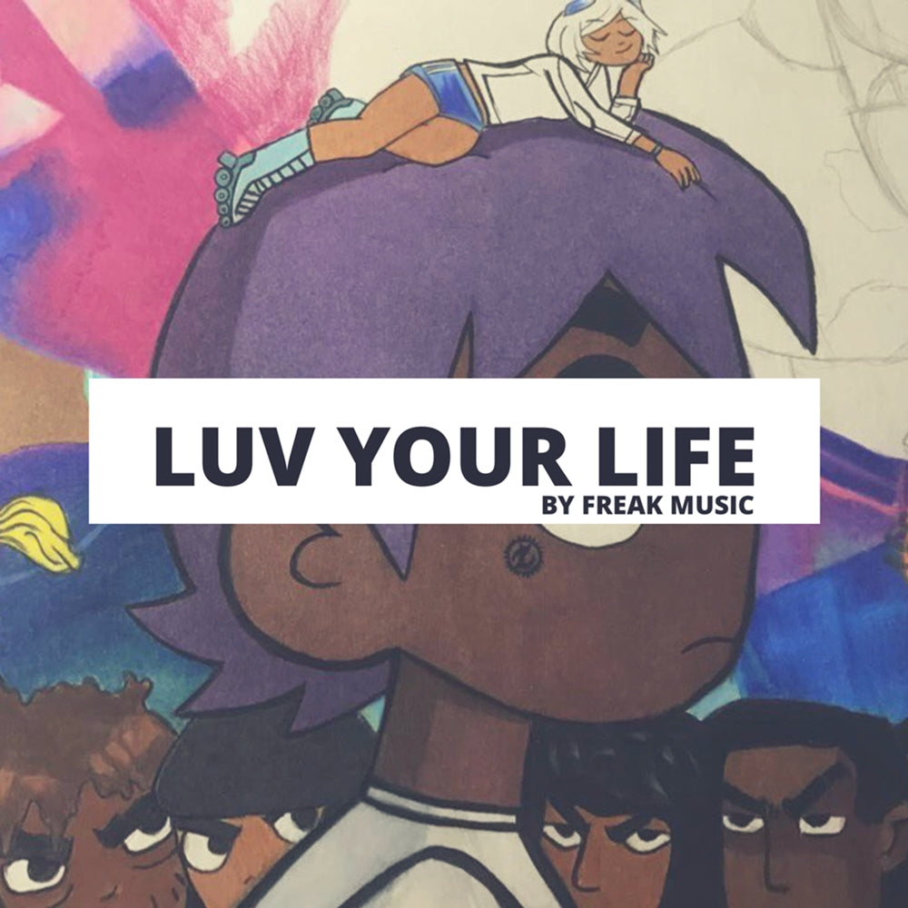 Luv Your Life - Sonic Sound Supply - drum kits, construction kits, vst, loops and samples, free producer kits, producer sounds, make beats