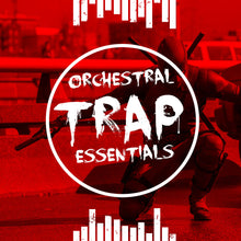 Load image into Gallery viewer, Orchestral Trap Essentials - Sonic Sound Supply - drum kits, construction kits, vst, loops and samples, free producer kits, producer sounds, make beats