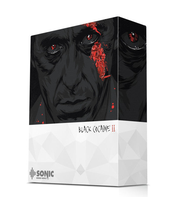BLACK COCAINE 2 - Sonic Sound Supply - drum kits, construction kits, vst, loops and samples, free producer kits, producer sounds, make beats