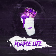 Load image into Gallery viewer, Purple Life - Sonic Sound Supply - drum kits, construction kits, vst, loops and samples, free producer kits, producer sounds, make beats