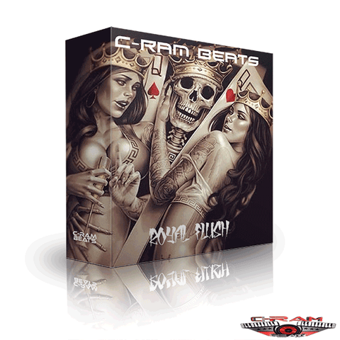 Royal Flush - Sonic Sound Supply - drum kits, construction kits, vst, loops and samples, free producer kits, producer sounds, make beats