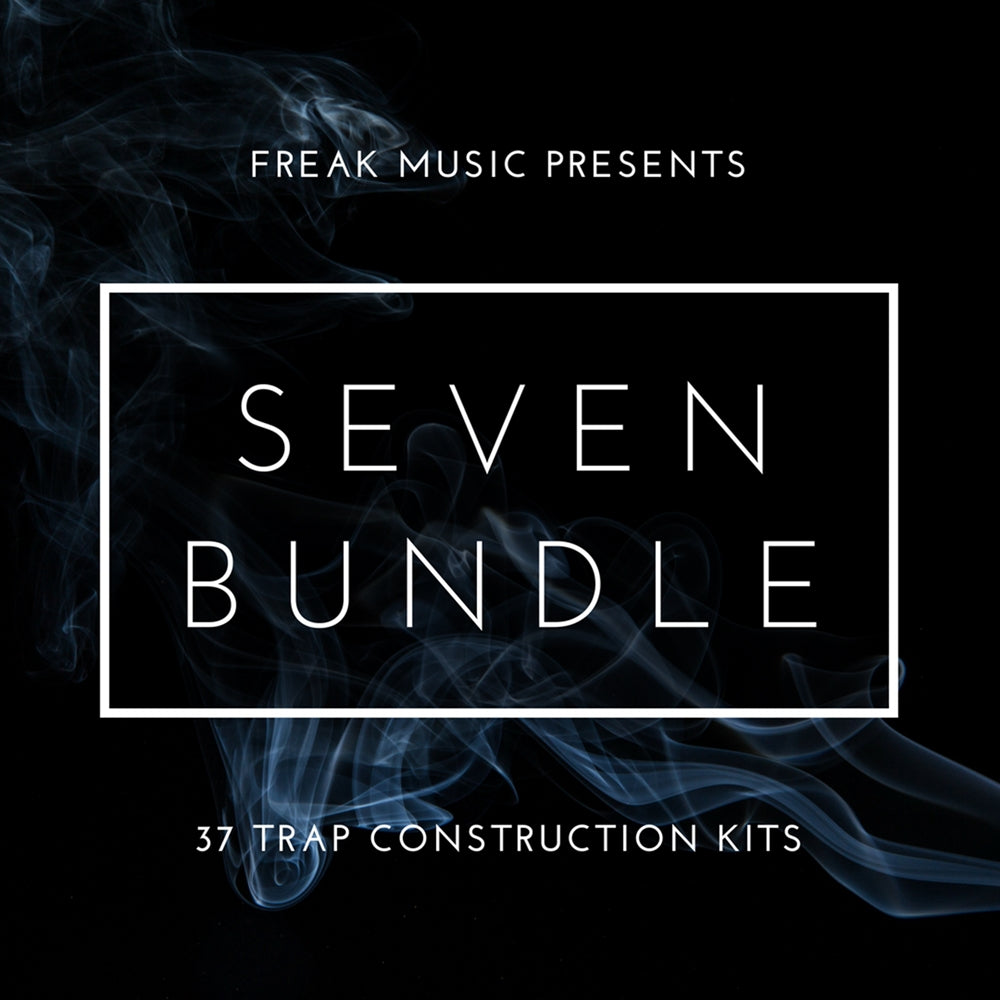 Seven Bundle - Sonic Sound Supply - drum kits, construction kits, vst, loops and samples, free producer kits, producer sounds, make beats