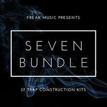 Load image into Gallery viewer, Seven Bundle - Sonic Sound Supply - drum kits, construction kits, vst, loops and samples, free producer kits, producer sounds, make beats