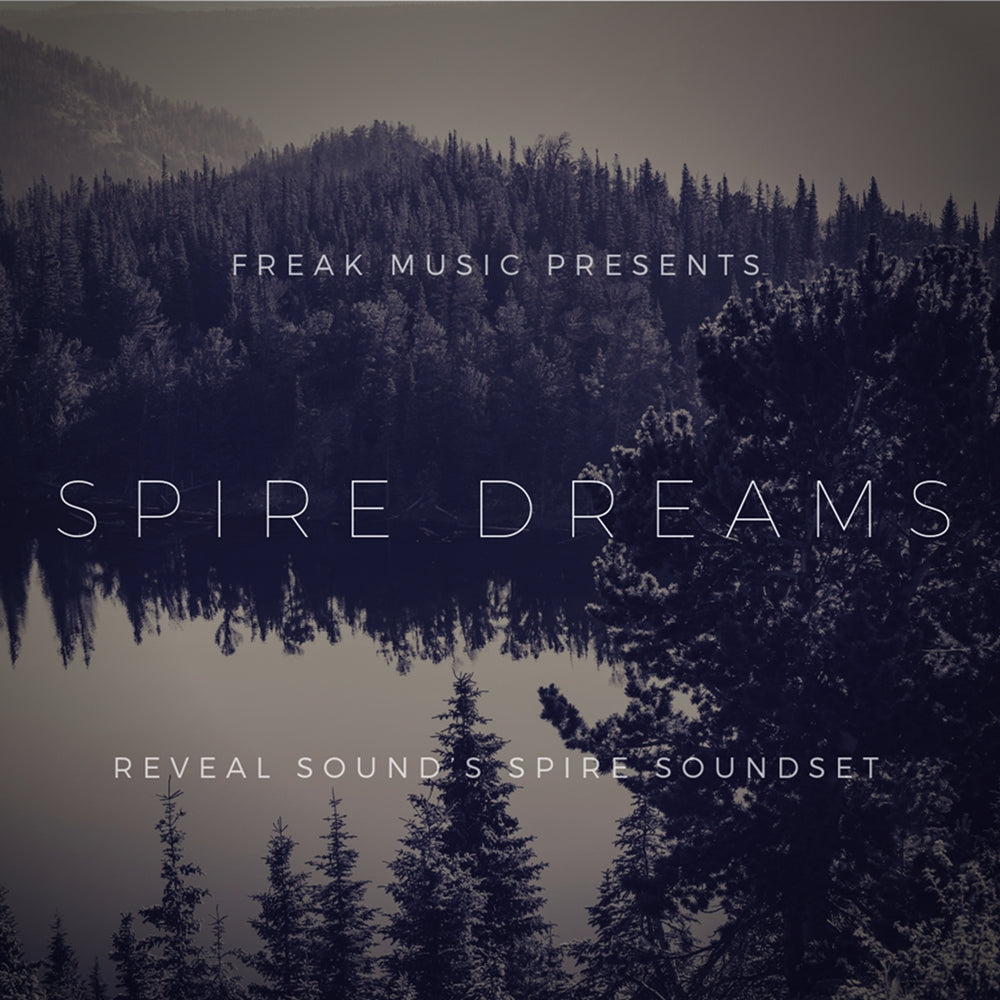 Spire Dreams - Sonic Sound Supply - drum kits, construction kits, vst, loops and samples, free producer kits, producer sounds, make beats