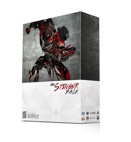 THE STINGER PACK V.1 - Sonic Sound Supply - drum kits, construction kits, vst, loops and samples, free producer kits, producer sounds, make beats