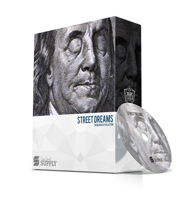 Street Dreams - Sonic Sound Supply - drum kits, construction kits, vst, loops and samples, free producer kits, producer sounds, make beats