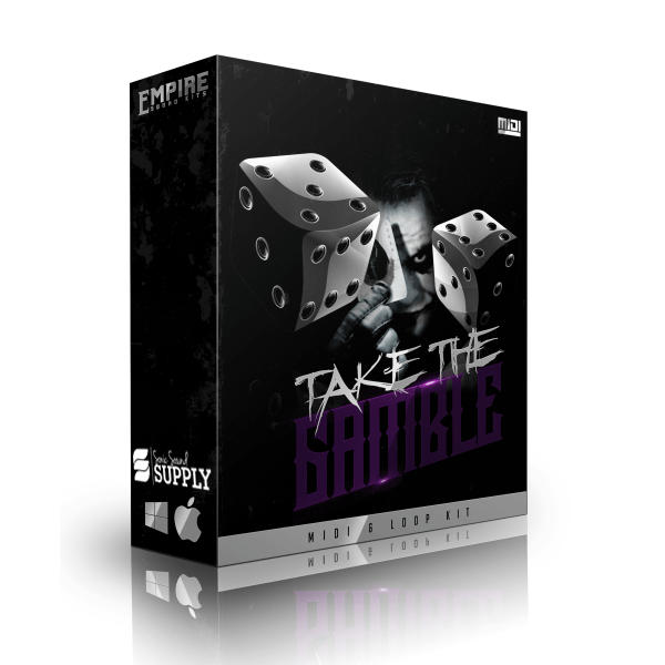 Take the Gamble - Sonic Sound Supply - drum kits, construction kits, vst, loops and samples, free producer kits, producer sounds, make beats