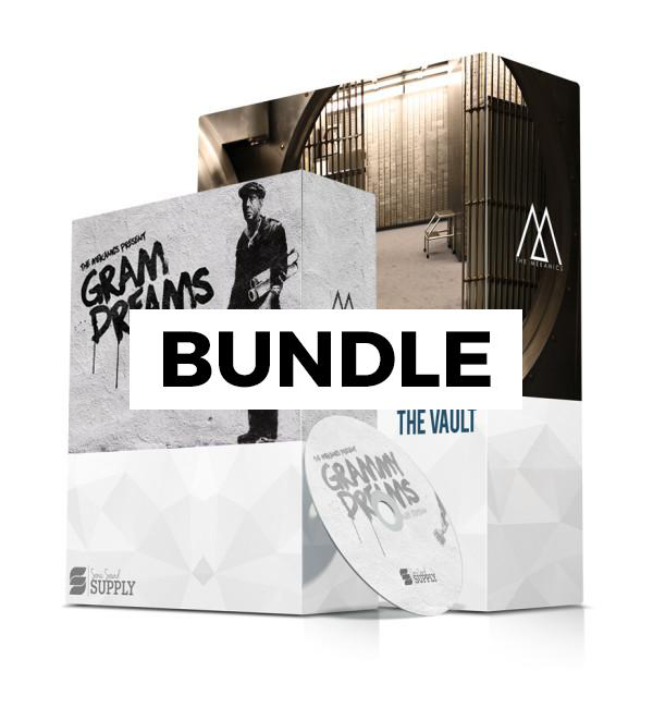 Mekanics Bundle - Sonic Sound Supply - drum kits, construction kits, vst, loops and samples, free producer kits, producer sounds, make beats