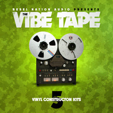 Load image into Gallery viewer, Vibe Tape - Sonic Sound Supply - drum kits, construction kits, vst, loops and samples, free producer kits, producer sounds, make beats