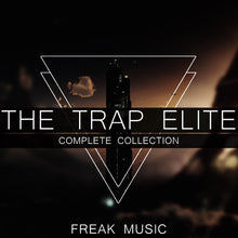 Load image into Gallery viewer, Trap Elite - Sonic Sound Supply - drum kits, construction kits, vst, loops and samples, free producer kits, producer sounds, make beats