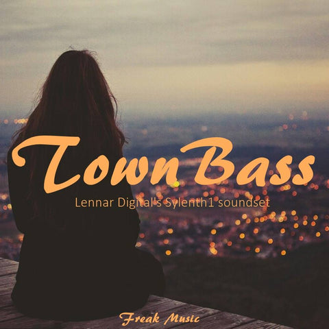 TOWN BASS - Sonic Sound Supply - drum kits, construction kits, vst, loops and samples, free producer kits, producer sounds, make beats