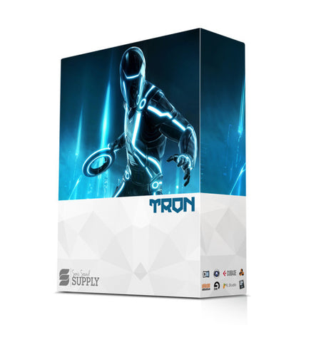 TRON - Sonic Sound Supply - drum kits, construction kits, vst, loops and samples, free producer kits, producer sounds, make beats