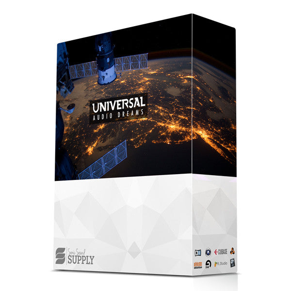 Universal Audio Drums - Sonic Sound Supply - drum kits, construction kits, vst, loops and samples, free producer kits, producer sounds, make beats