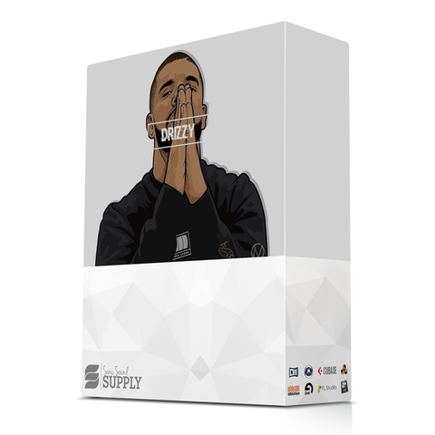 DRIZZY + BONUS - Sonic Sound Supply - drum kits, construction kits, vst, loops and samples, free producer kits, producer sounds, make beats