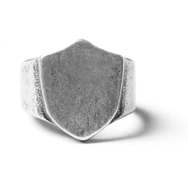 Aegis Ring // Silver - Strauss Heritage Ring