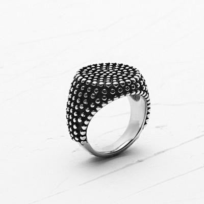 Panoptes Ring // Silver - Strauss Heritage Ring