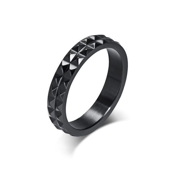 Eolus Ring // Black - Strauss Heritage Ring