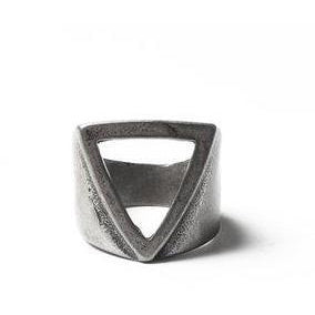 Vasari Hollow Ring // Silver