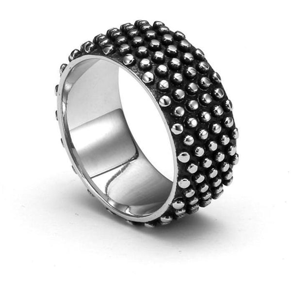 Panoptes II Ring // Silver