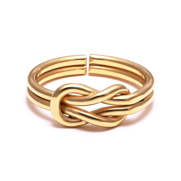 Cassini Ring // Gold - Strauss Heritage Ring