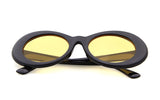 Kurt Clout Goggles // Black + Yellow - Strauss Heritage