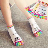 Finger Fit Ankle Shoes