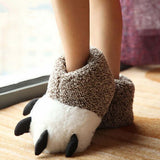 Claw Plush Ultimate Winter Slippers