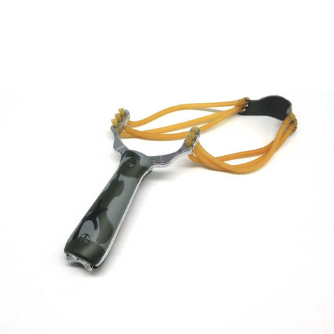 Powerful Alloy Slingshot