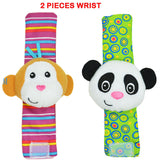 Rattle Socks Baby Toys