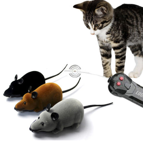 Remote Control Play Mouse