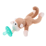 Baby Plush Toy Pacifiers
