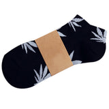 Weed Ankle Socks