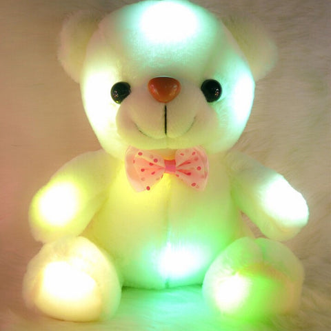 Glowing Teddy Bear Plush