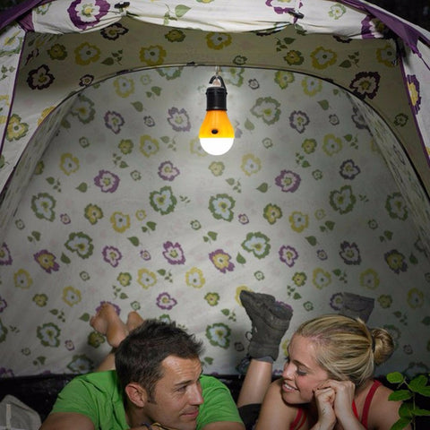 Light Up the Camp Led Lamp