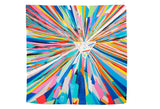 Women Colourful Rays - Maxi Sarong Scarf