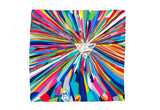 Kids Colourful Rays - Pocket Square Scarf