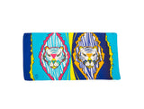 Men Colourful Tigers - Oversized Scarf