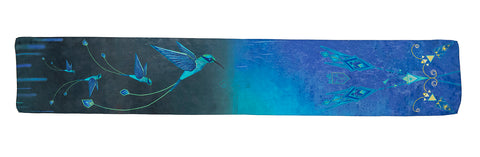 Men Humming Birds - Long Scarf
