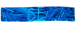 Men Personalised Ocean Waves - Long Scarf